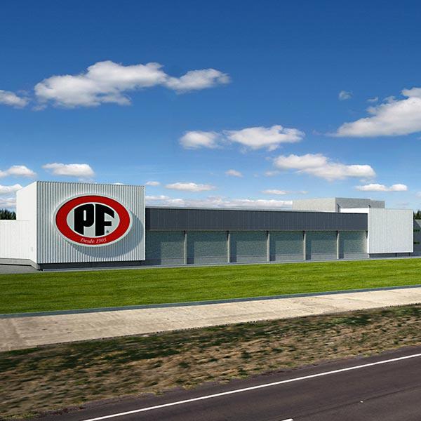PF SA. Planta Industrial Nº 3.